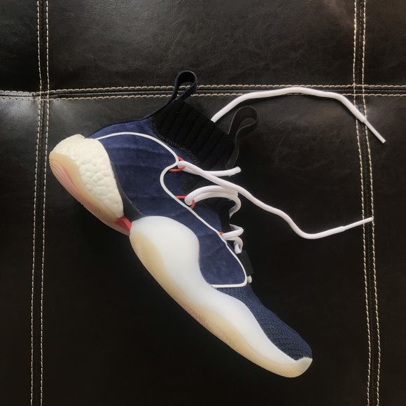 adidas Other - Adidas Crazy BYW X Men's Basketball Shoes
